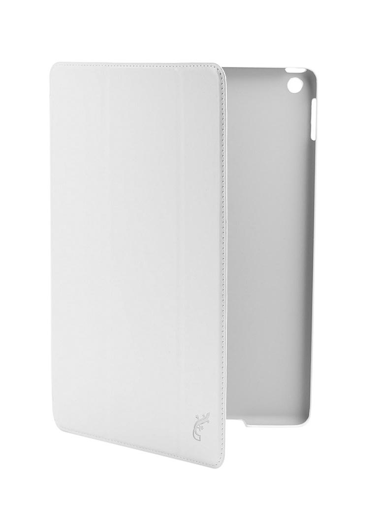 Аксессуар Чехол G-Case для APPLE iPad 9.7 2017 / 2018 Slim Premium White GG-1080 аксессуар чехол fly fs506 cirrus 3 gecko white gg f flyfs506 wh