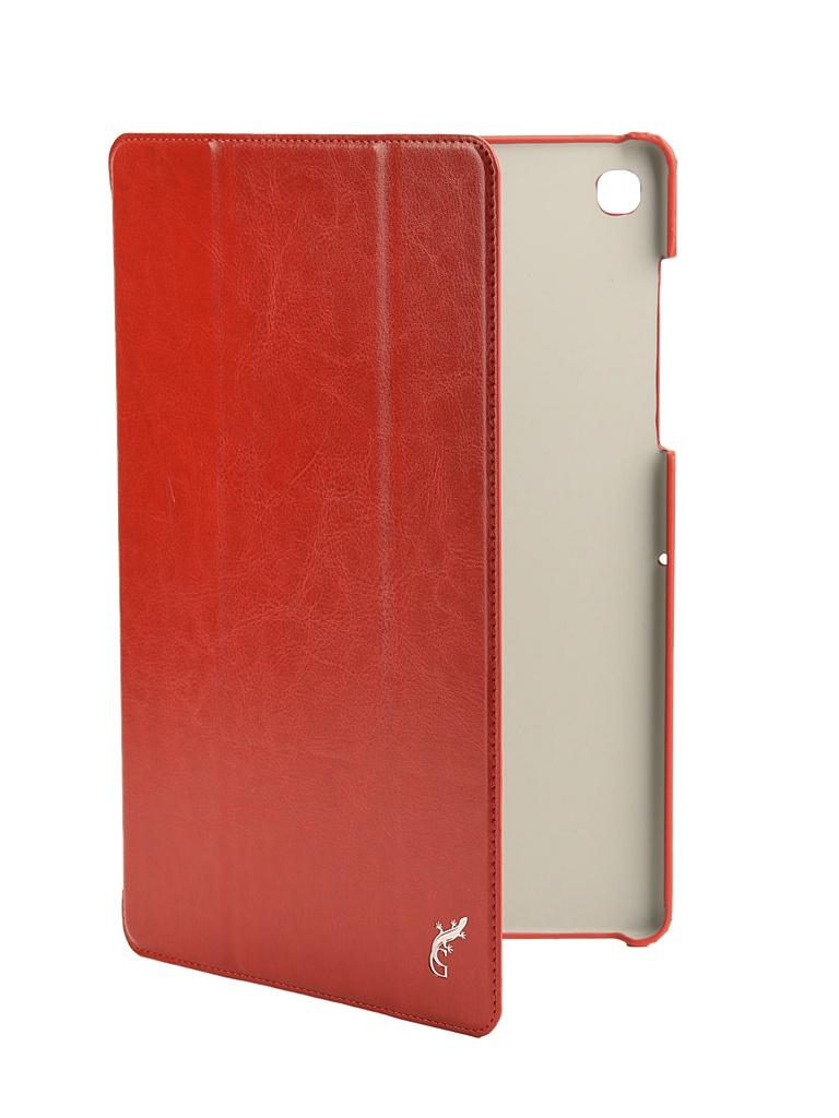 Чехол G-Case для Samsung Galaxy Tab S5e 10.5 SM-T720 / SM-T725 Slim Premium Red GG-1096