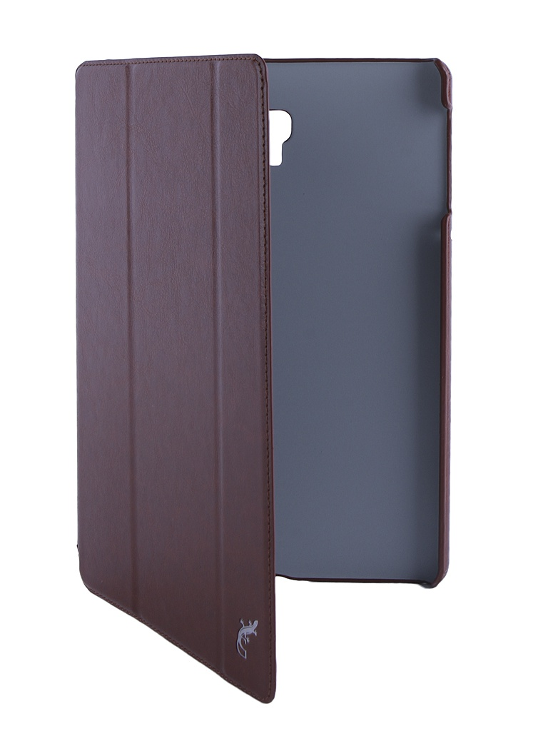 Чехол G-Case для Samsung Galaxy Tab A 10.5 SM-T590 / SM-T595 Slim Premium Brown GG-1088 чехол g case для samsung galaxy tab a 8 sm t380 sm t385 slim premium dark blue gg 910