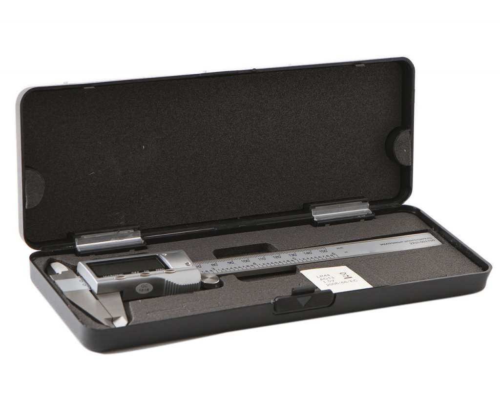 Штангенциркуль Elitech 150mm 2210.001700