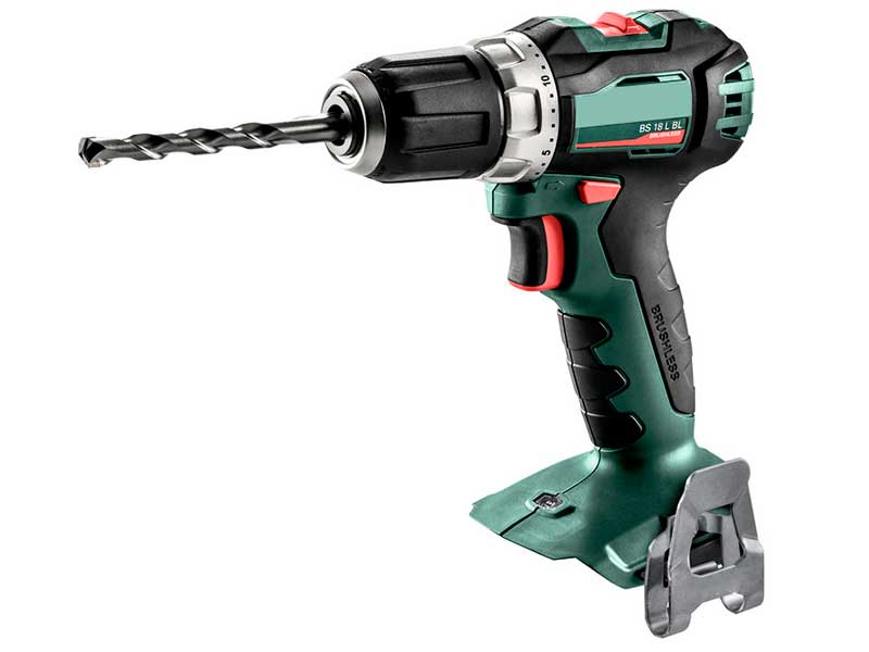 Электроинструмент Metabo BS 18 L BL 0 коробка