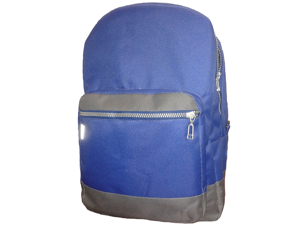Рюкзак Belon 44x29x12cm Blue РП-002С