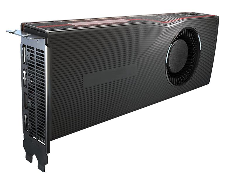 Видеокарта GigaByte Radeon RX 5700 XT 1605Mhz PCI-E 4.0 8192Mb 14000Mhz 256 bit HDMI DP GV-R57XT-8GD-B