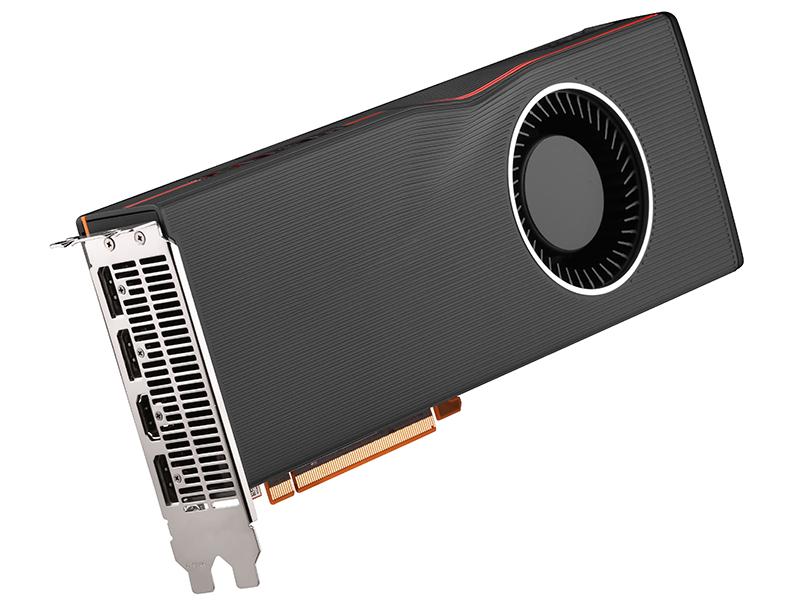Видеокарта Sapphire Radeon RX 5700 XT 1605Mhz PCI-E 4.0 8192Mb 14000Mhz 256 bit HDMI DP 21293-01-40G