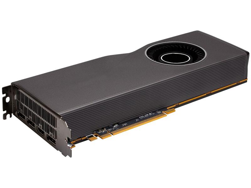 Видеокарта PowerColor Radeon RX 5700XT 1605MHz PCI-E 4.0 8192Mb 14000Mhz 256 bit HDMI DP AXRX 8GBD6-M3DH
