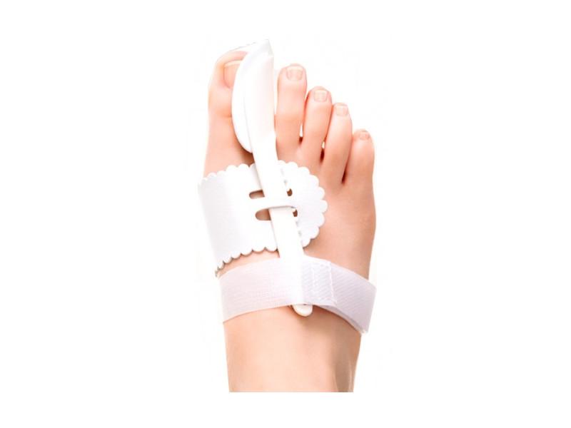 Ортопедическое изделие Comforma Soft Splint C-3012 R - отводящий корректор первого пальца стопы, ночной