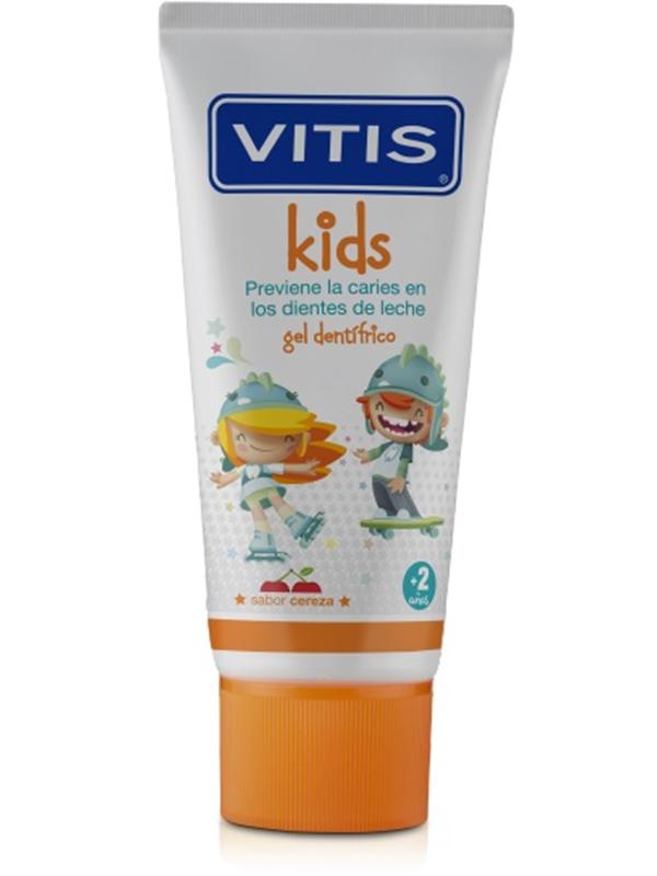 Зубная паста Dentaid Vitis Kids Вишневый вкус 50ml