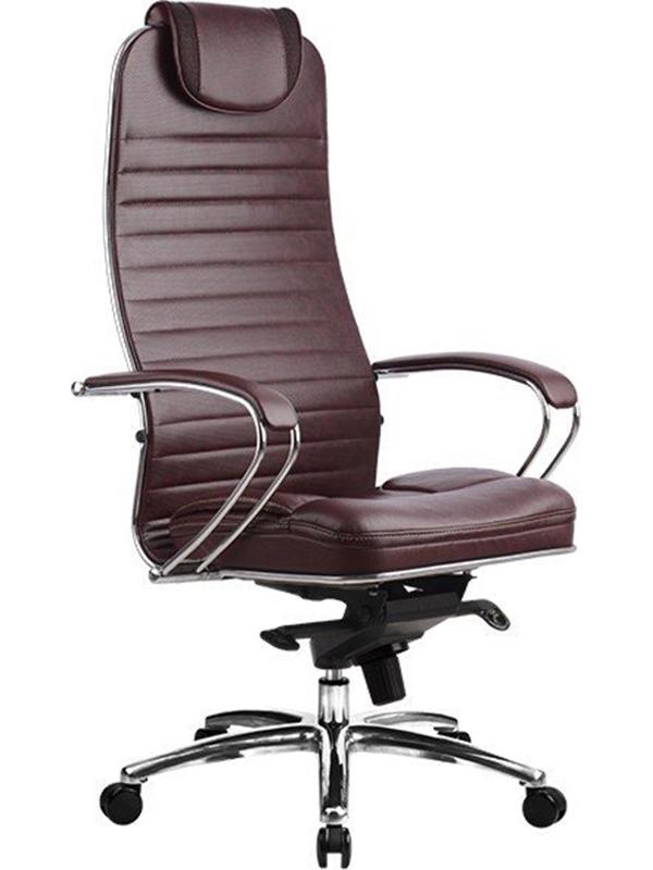 Компьютерное кресло Метта Samurai KL-1.02 Dark Bordo кресло компьютерное метта samurai sl 2