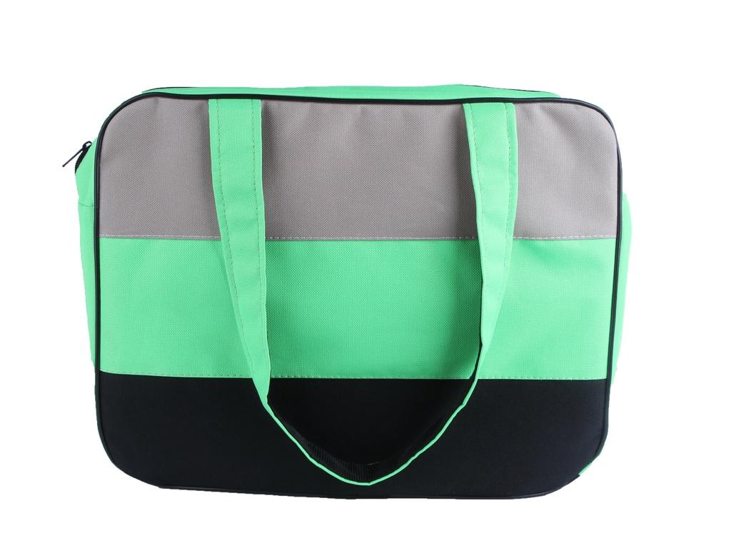 Сумка Я выбрал Leroon Black-Green 72047