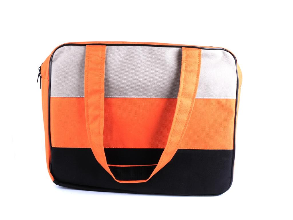 Сумка Я выбрал Leroon Black-Orange 72050
