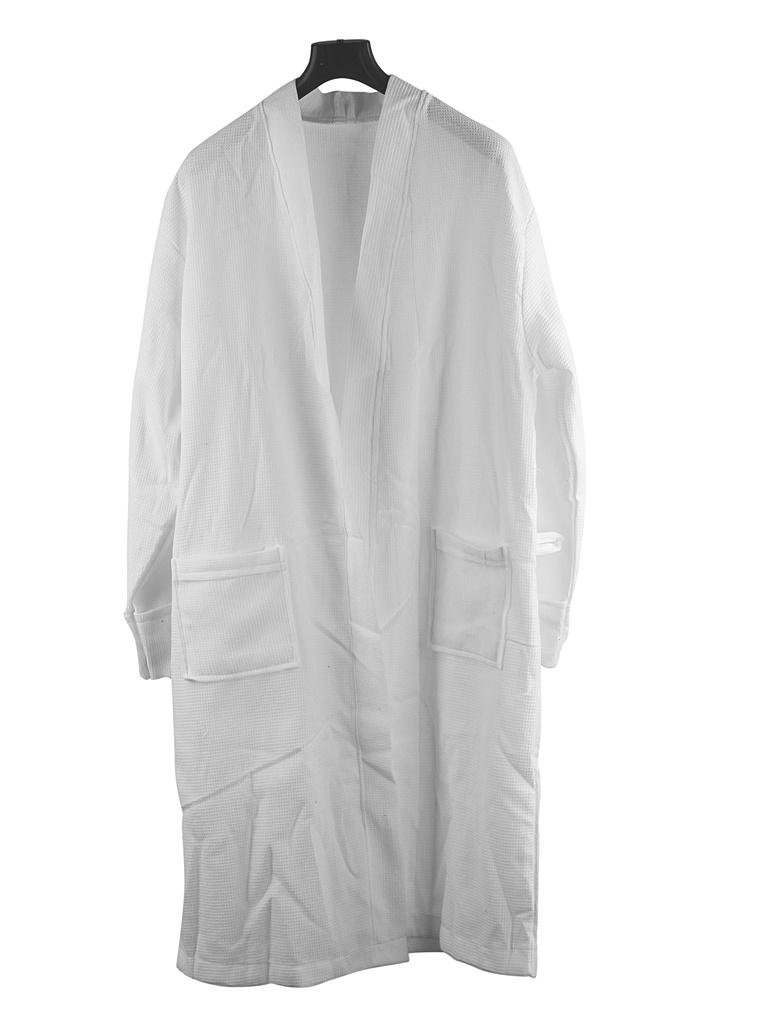 Халат Бацькина баня р.50-54 White 14161