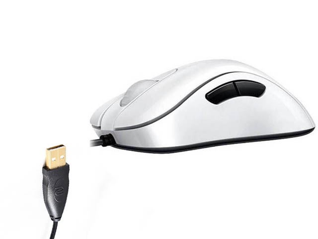Мышь BenQ Zowie EC2-A White 9H.N0RBB.A3E