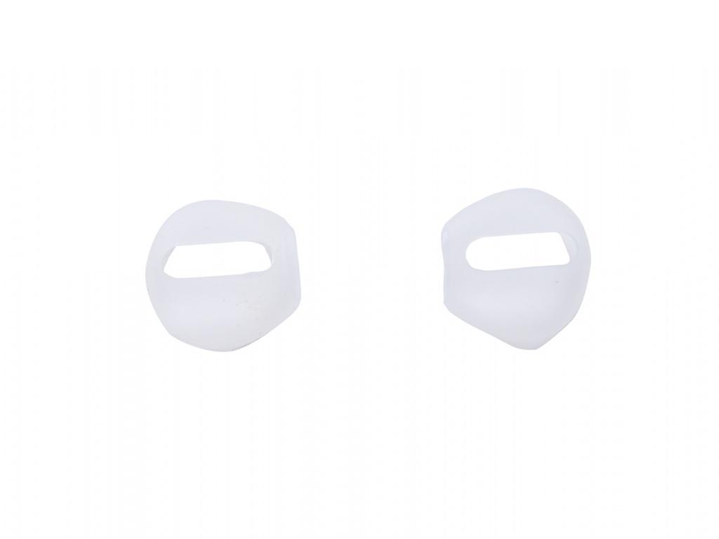 Аксессуар Накладки-амбушюры Activ 102593 Transparent для APPLE AirPods