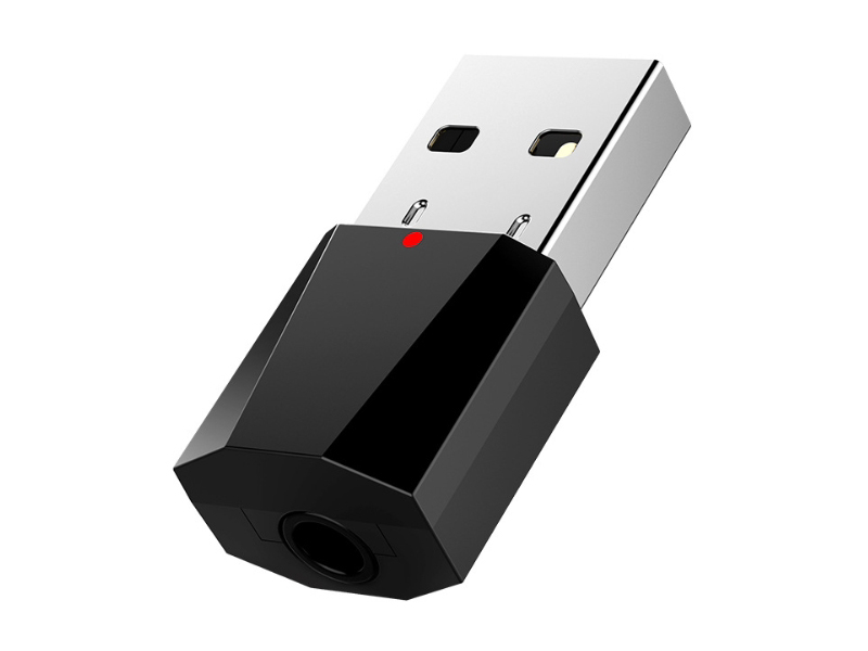 Bluetooth аудио адаптер Hurex SQ-07 Mini USB
