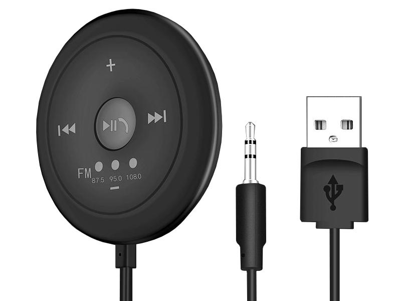 Bluetooth аудио адаптер Hurex SX-06 Auto