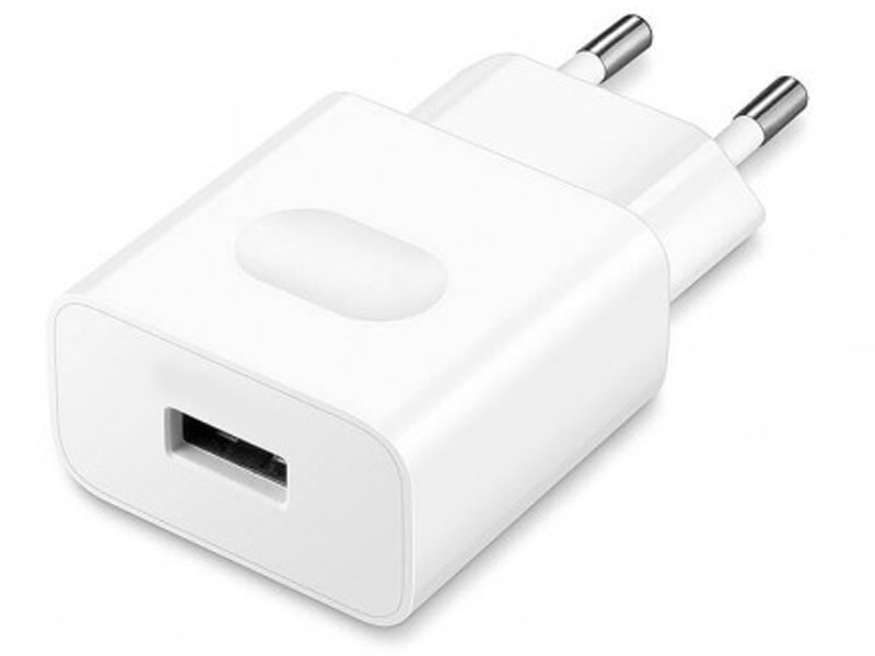 Зарядное устройство Huawei AP32 Quick Charger + Cable Type-C White 55030819