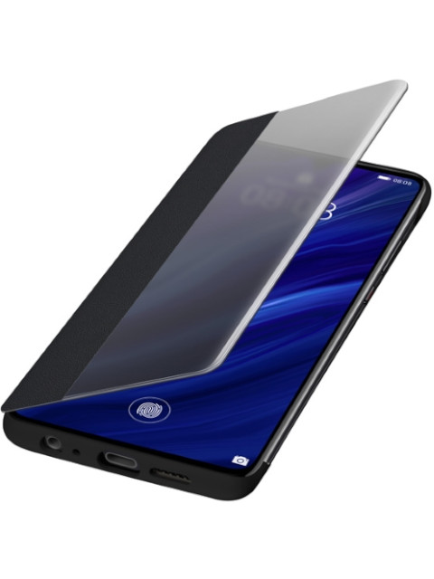 Аксессуар Чехол для Huawei P30 Smart View Flip Cover Black 51992860