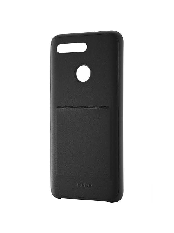 Аксессуар Чехол для Honor View 20 PC Case Black 51992814