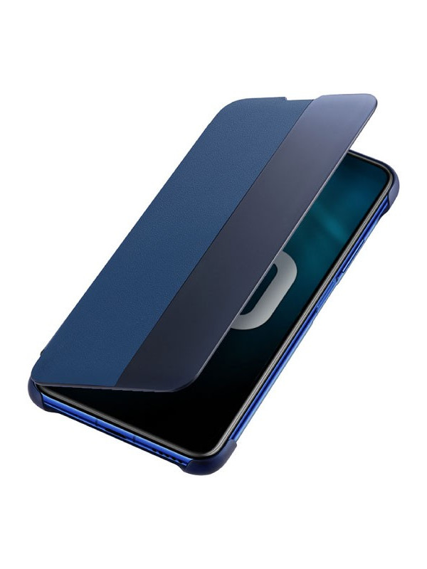 Чехол для Honor 20 Standard Flip Cover Blue 51993392