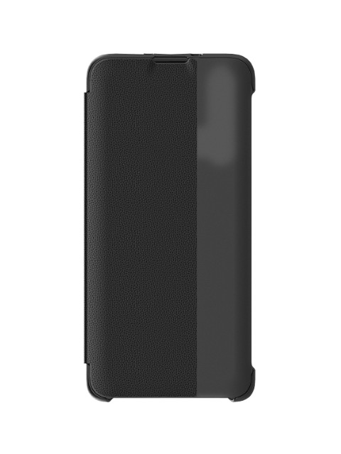 Аксессуар Чехол для Honor 20 Standard Flip Cover Black 51993391