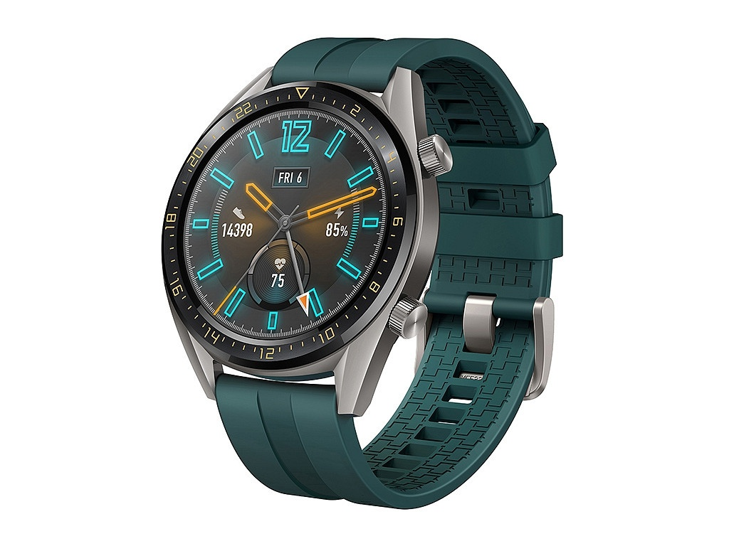 Умные часы HUAWEI Watch GT Active Dark Green