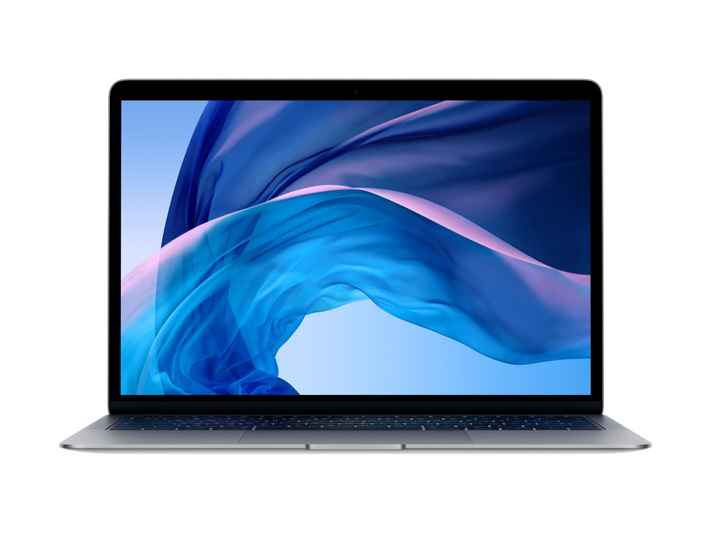 Ноутбук APPLE MacBook Air 13 2019 MVFJ2RU/A Space Grey (Intel Core i5 1.6 GHz/8192Mb/256Gb SSD/Intel HD Graphics/Wi-Fi/Bluetooth/Cam/13.3/Mac OS) цена