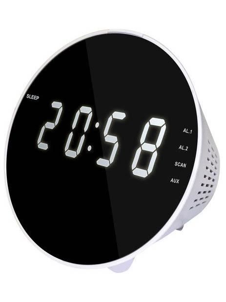 Фото - Часы Telefunken TF-1572w White-White часы tf aircraft table tf tfboys