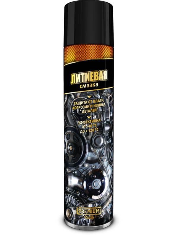 Смазка литиевая Golden Snail 400ml GS 5205