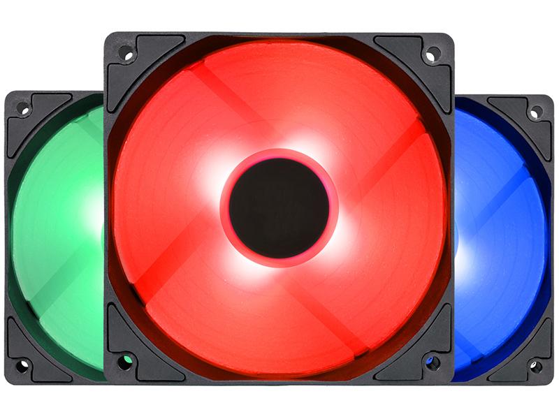 Вентилятор ID-Cooling XF-12025-RGB-TRIO