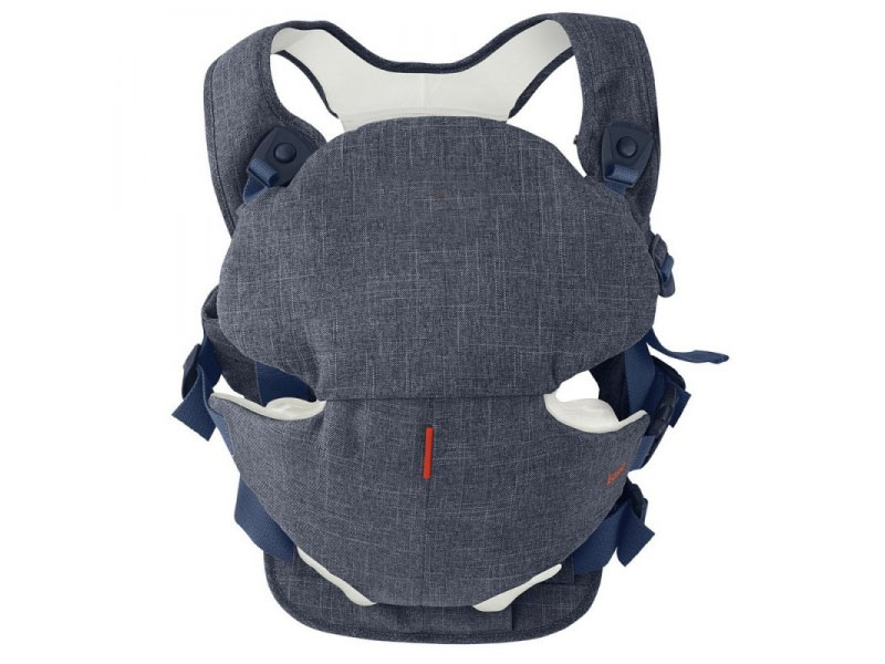 Эргорюкзак Maxi-Cosi Easia Pure Denim 26509057 чехол maxi cosi к опал кул грей 24883167
