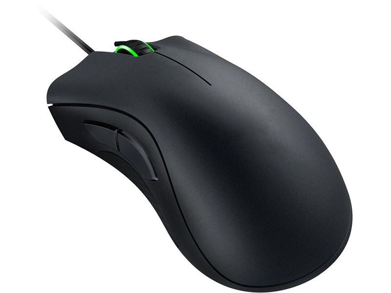Мышь Razer DeathAdder Essential RZ01-02540100-R3M1 Black USB цена и фото