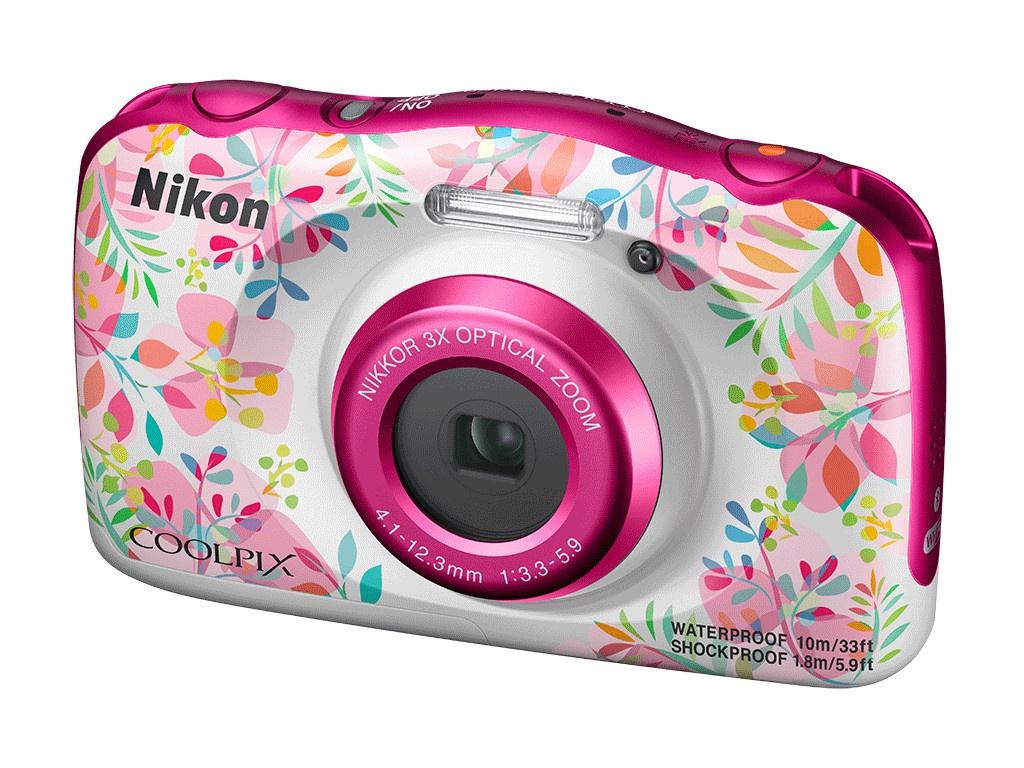 Фото - Фотоаппарат Nikon Coolpix W150 Flower фотоаппарат