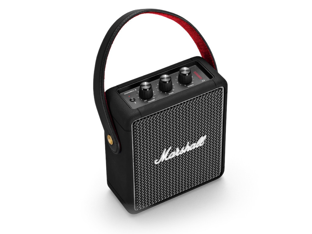 Колонка Marshall Stockwell II Black