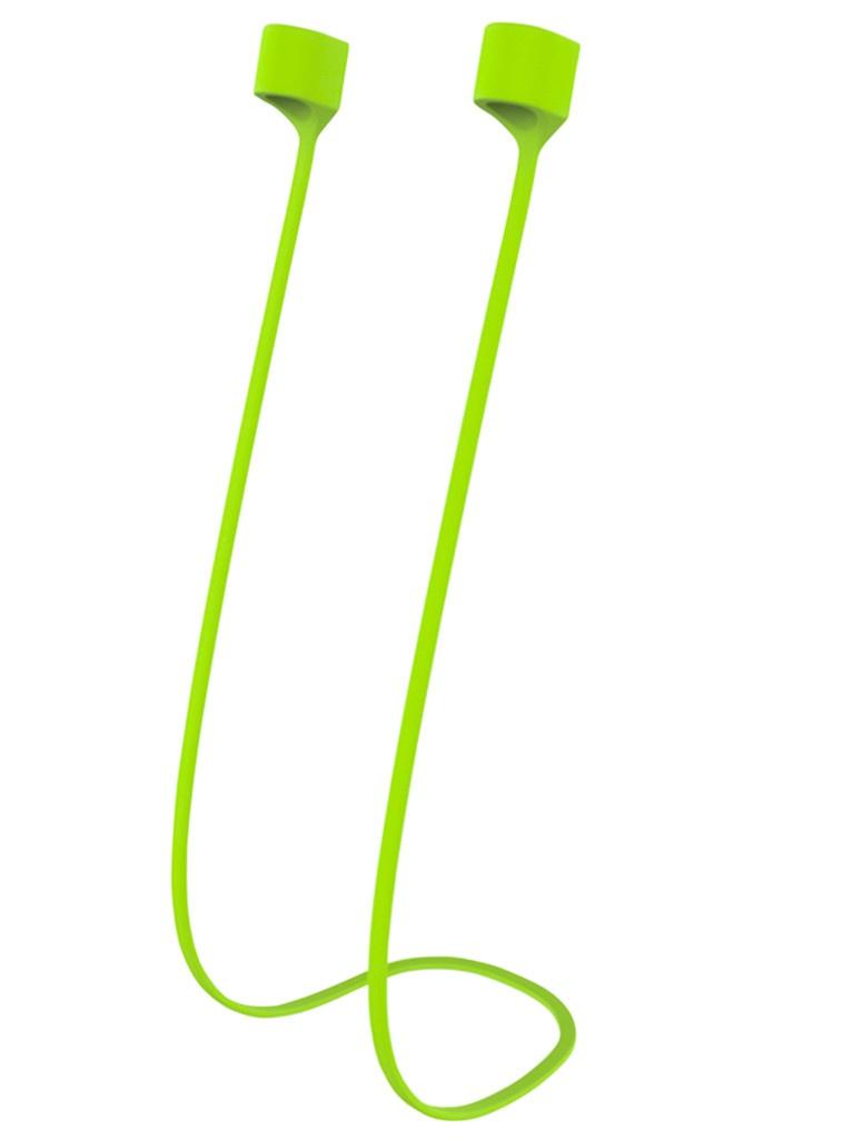 Аксессуар Магнитный силиконовый ремешок Red Line для APPLE AirPods Green УТ000017879