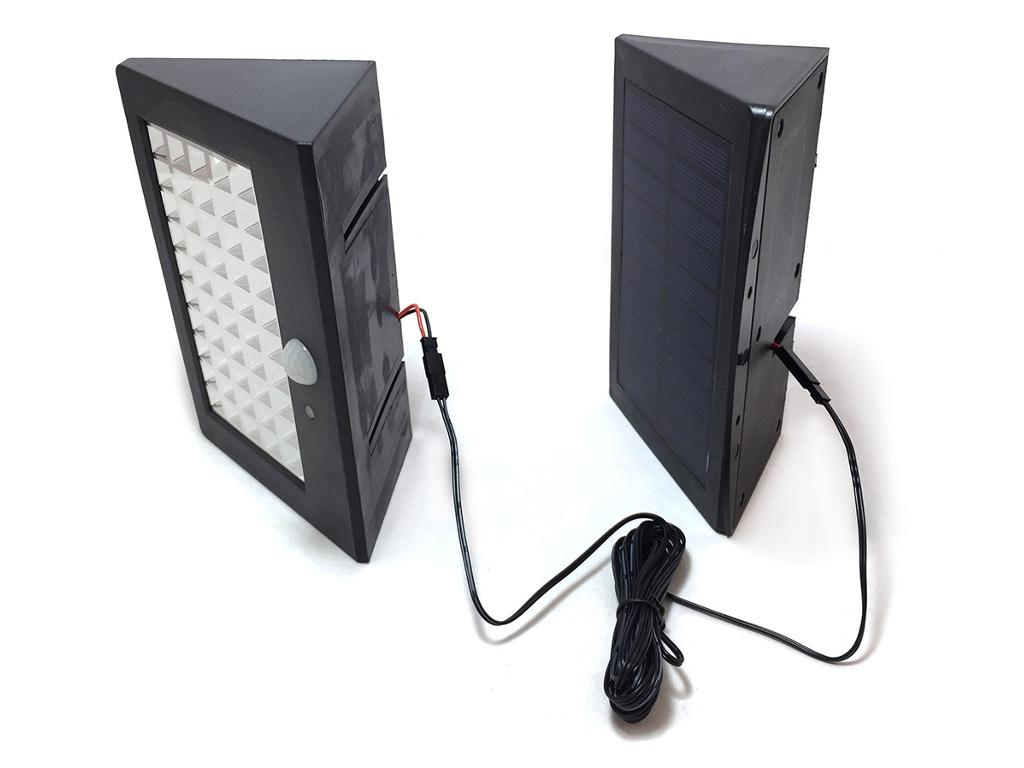 Светильник Espada E-WTS6804 с датчиком движения и освещения аккумулятором