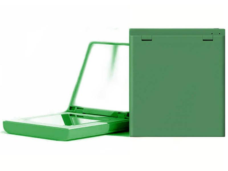 Зеркало Xiaomi VH Portable Beauty Mirror M01 Green