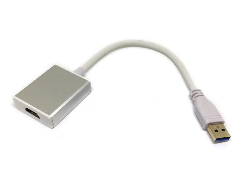 Цифровой конвертер Espada USB 3.0 to HDMI EU3HDMI
