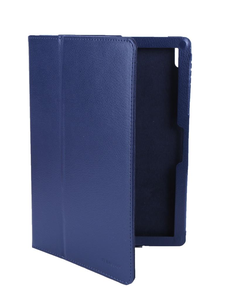 Чехол IT Baggage для Lenovo Tab E10 TB-X104L Blue ITLNX104-4