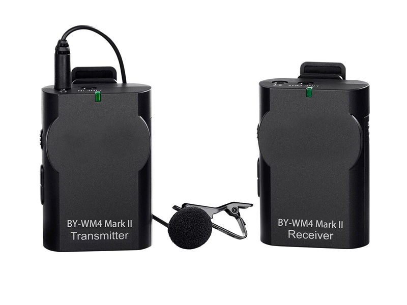 Микрофон Boya BY-WM4 Mark II цены онлайн