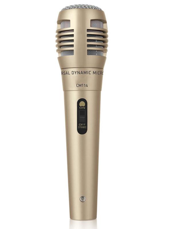 Микрофон BBK CM114 Bronze