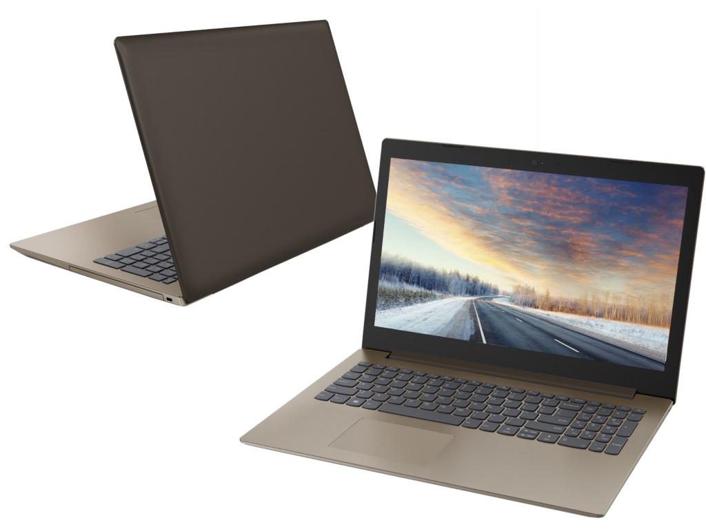 Ноутбук Lenovo 330-15ARR Chocolate 81D200L9RU (AMD Ryzen 3 2200U 2.5 GHz/4096Mb/1000Gb/No ODD/AMD R535 2048Mb/Wi-Fi/Bluetooth/Cam/15.6/1920x1080/DOS) ноутбук hp hp15 db0154ur gold 4ms92ea amd ryzen 3 2200u 2 5 ghz 4096mb 500gb no odd radeon 530 2048mb wi fi bluetooth cam 15 6 1920x1080 windows 10