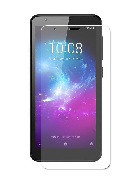 Защитное стекло Liberty Project для ZTE Blade L8 Tempered Glass 0.33mm 9H 0L-00043485