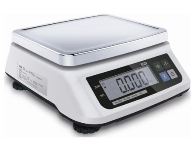 Весы CAS SWN-6 cas cl5000j 30ib
