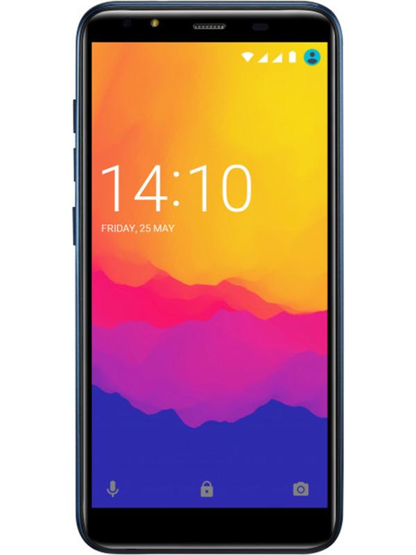Сотовый телефон Prestigio Muze F5 LTE Blue мобильный телефон prestigio muze e5 lte черный
