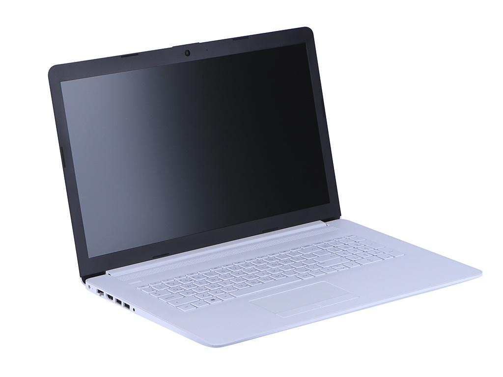 Ноутбук HP 17-ca0054ur White 4MX20EA (AMD E2-9000e 1.5 GHz/4096Mb/128Gb SSD/DVD-RW/AMD Radeon R2/Wi-Fi/Bluetooth/Cam/17.3/1600x900/DOS)