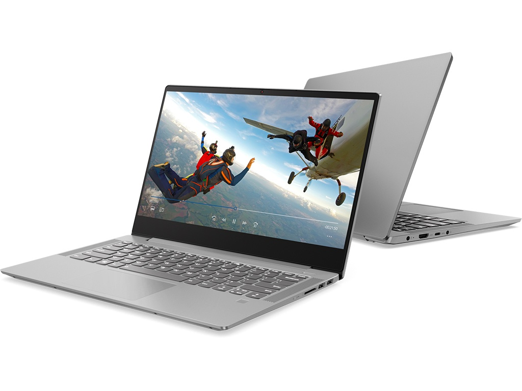 Ноутбук Lenovo S540-14API Grey 81NH003JRU (AMD Ryzen 7 3700U 2.3 GHz/8192Mb/256GB SSD/No ODD/Radeon RX Vega 10 Graphics/Wi-Fi/Bluetooth/Cam/14/1920x1080/Windows 10)