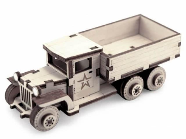 Сборная модель Армия России Советский грузовик ЗИС-5в TY339-A23