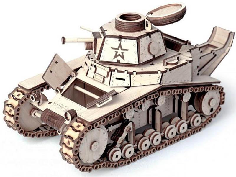 Сборная модель Армия России Танк МС-1 TY339-A19