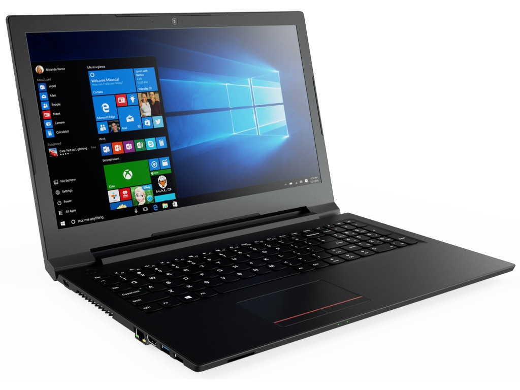 Ноутбук Lenovo V110-15AST Black 80TD00AERU (AMD A4-9120 2.2 GHz/4096Mb/500Gb/DVD-RW/AMD Radeon R3/Wi-Fi/Bluetooth/Cam/15.6/1366x768/Windows 10)