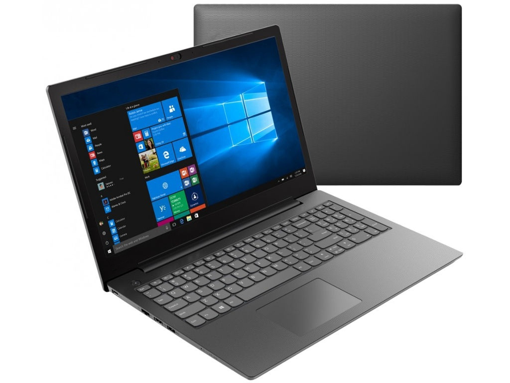 Ноутбук Lenovo V130-15IKB Grey 81HN00VHRU (Intel Pentium 4417U 2.3 GHz/4096Mb/1000Gb/DVD-RW/Intel HD Graphics/Wi-Fi/Bluetooth/Cam/15.6/1920x1080/Windows 10)